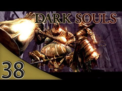 McReaps Plays - Dark Souls:: I thought boss battles were challenging? pffft. ::Ep 38::