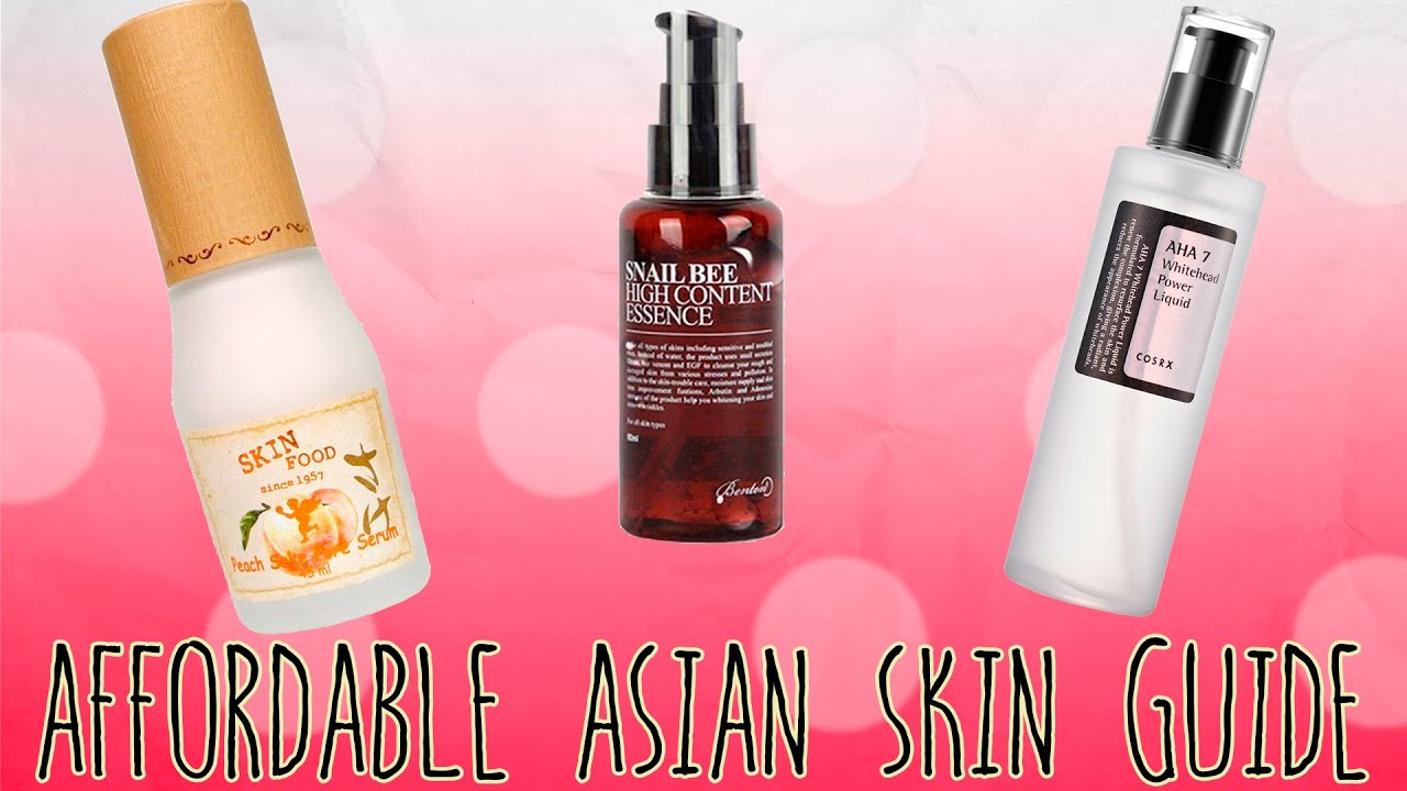 Asian care product skin-1507