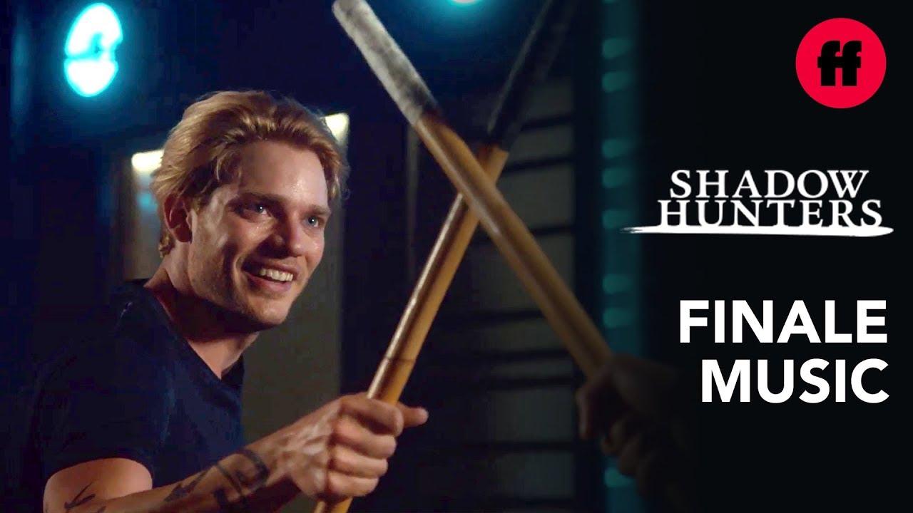 "Download Jace & Simon Training | Shadowhunters Series Finale | Music: Whitney Myer - ""Click Ya Heelz"""