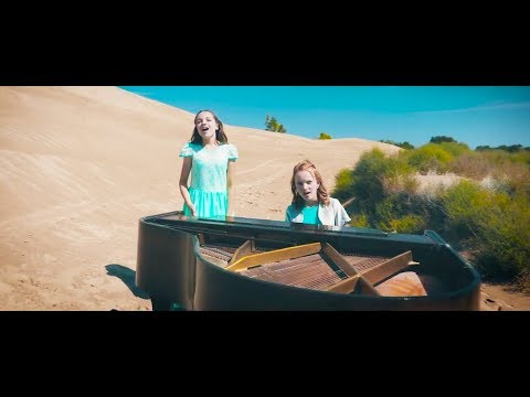Amazing Grace (My chains are gone) By Kenya Clark and ThePianoGal. (Chris Tomlin's version)