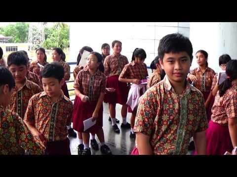 """Jakarta Study Tour """" SD REGINA PACIS JAKARTA """""""