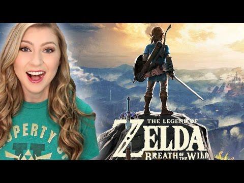 Legend of Zelda: Breath of the Wild NEW GAMEPLAY