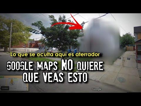 Google Maps NO quiere que veas esto | El motivo es escalofriante