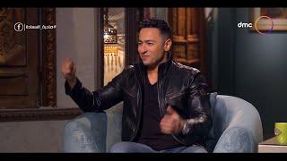 حماده هلال: أول مرة أغني في فرح شعبي تحت البيت عندي