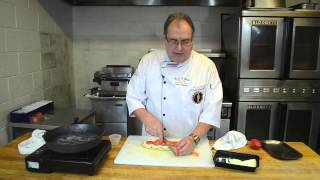 Chefs' Corner: Grilled Naan Bread Pizza