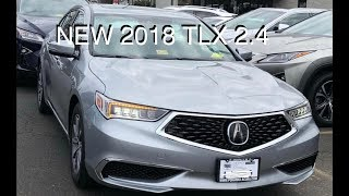 Review: 2018 TLX Base is a Super Impressive Value