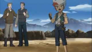 Beyblade Metal Fury Episode 39 (English Dubbed) A Ray of Hope
