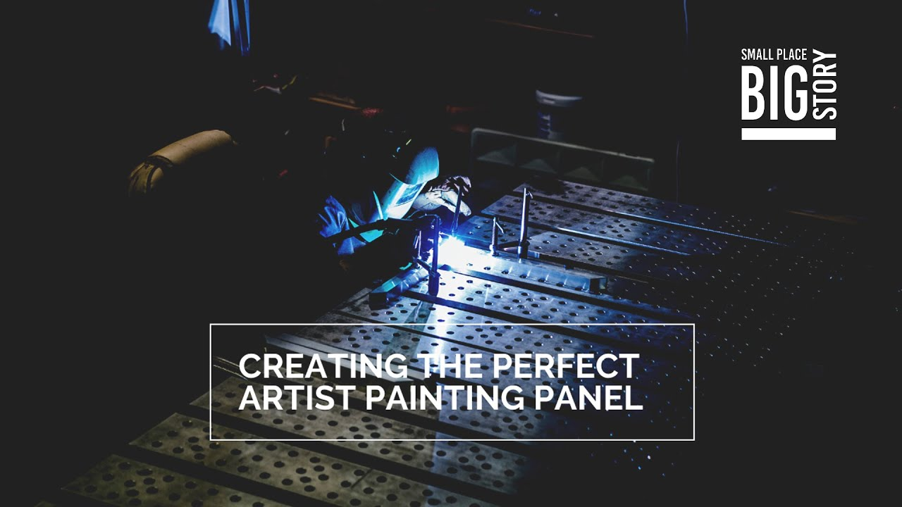 Creating the Perfect Artist Painting Panel with Artist Surfaces
