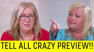 90 Day Fiance The Other Way Tell All Preview!!! Crazy Tell All + Recap!