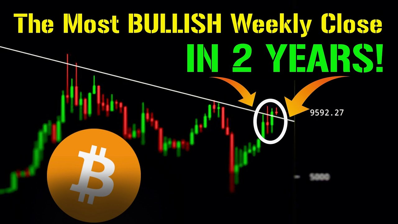 BITCOIN is FINALLY BREAKING the 2 YEAR DOWNTREND!!! 8