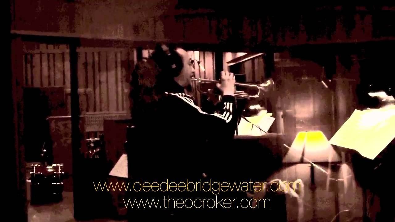 Theo Croker Studio Session feat. Dee Dee Bridgewater (and some great musicians and family)
