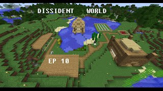 Dissident World ep 10 une scene pour les deux clowns