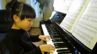 Download Sarasponda - Piano - Sunny Wu ( Age 5 ) MP3 song and Music Video