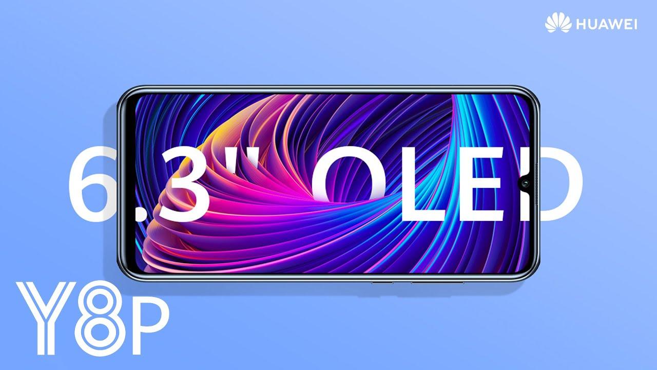 OLED بشاشة  Y8p
