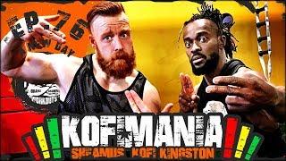 Kofi Kingston Boom Drop | Ep.76 Arms & Abs Workout
