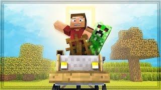 Minecart Modifications [Minecraft Animations]