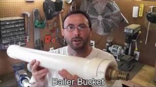 How to Make a Bailer Bucket