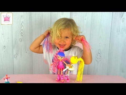 Открываем куклы Бетти Спагетти. Собери куклу - Принцесса, балерина или школьница? Betty Spaghetty