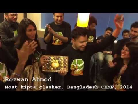Clash of Clans - Bangladesh CHMP (First Push Celebration)