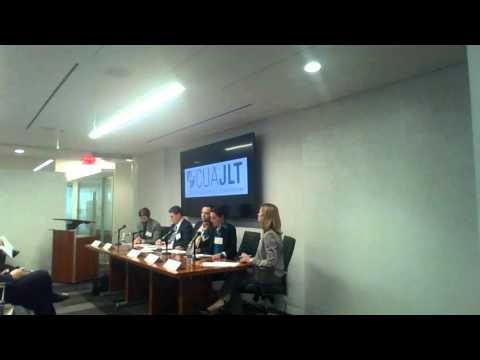 Journal of Law and Technology (Catholic Univ.) 2016 Symposium - Data Security and Privacy Panel