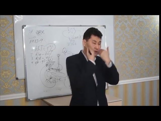 Лекция  КАК ПЕРЕСТАТЬ БОЛЕТЬ  Чингис Михайлович Хойков часть 3