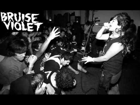 Bruise Violet - Man's World (hardcore punk California ...