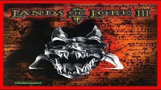 "Lands of Lore 3 1999 PC ""Deutsch/German"""