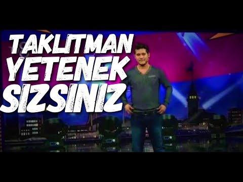 Taklitman Mehmet Dindar - Yetenek Sizsiniz Türkiye (taklit)
