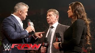 Shane McMahon returns to WWE: Raw, February 22, 2016 thumbnail