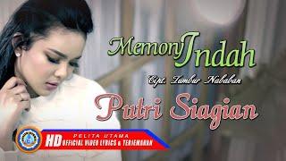 Putri Siagian - Memori Indah Lirik & Terjemahan ( Official )