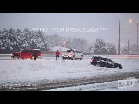12-9-18, Good Samaritans Pull Vehicles Out of Ditch, Lubbock TX