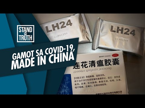 Stand for Truth: Herbal medicine na gawa sa China, epektibo