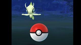 Ein sprung in der Zeit (Pokemon GO) CELEBI