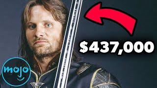Top 10 Insanely Expensive Movie Memorabilia