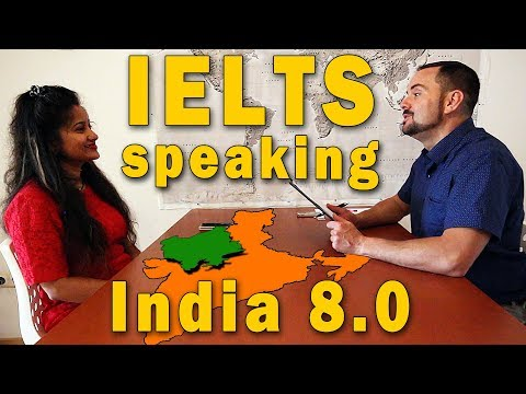 IELTS India Band