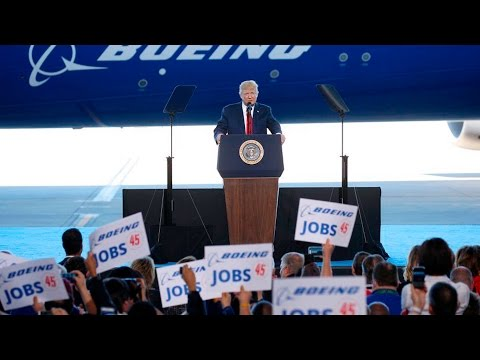 Trump's Job Promises are Fiction and Free Trade is Fiction Too