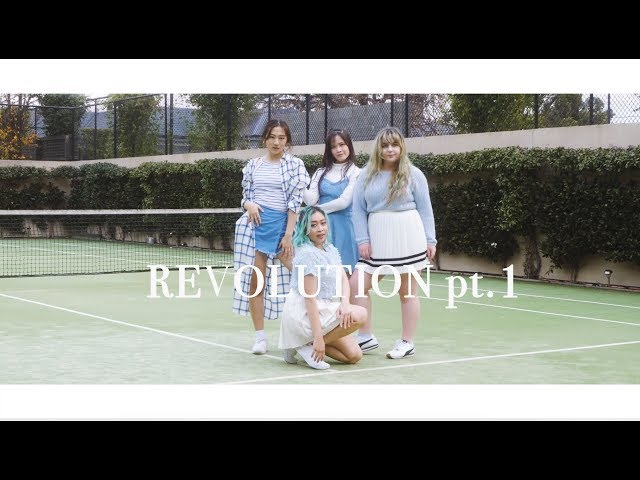 [POINT 7] BLACKPINK (????) - Forever Young pt.1 - Short Dance Cover