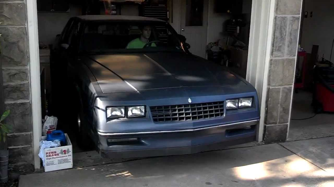 Craigslist Monte Carlo Ss >> 1984 Monte Carlo SS with Pypes Exhaust System - YouTube