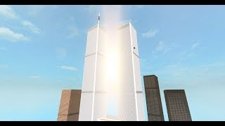 Original World Trade Center en roblox BIG UPDATE!!!!