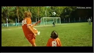 Lucky trouble movie 'satisfy' football skill scenes