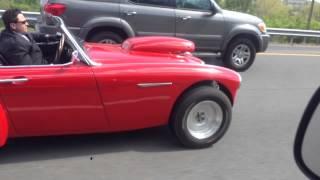1960 Austin Healey Custom