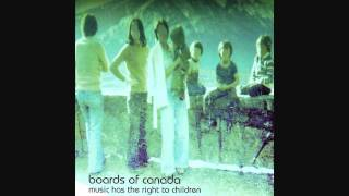 Boards of Canada - Olson [HD]