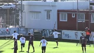 Gol de chilena de Juan Muñoz