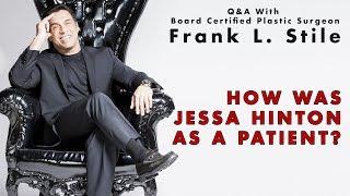 Question #8: How Was Jessa Hinton As A Patient
