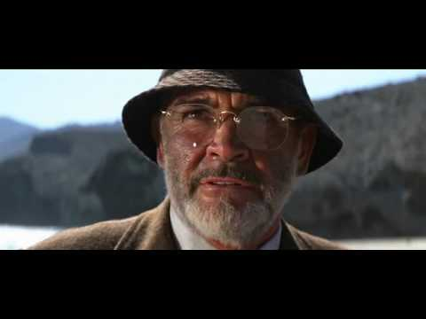 Charlemagne. Indiana Jones and the Last Crusade