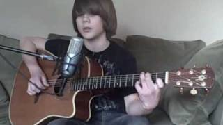 Jason Kertson playing Just Breathe by Pearl Jam