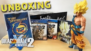 UNBOXING COLLECTOR | DRAGON BALL XENOVERSE 2 - FR ( PS4 )