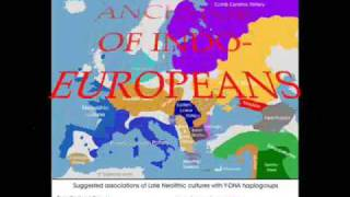 THE GENETIC HISTORY OF EUROPE BC 6000 -BC 1000