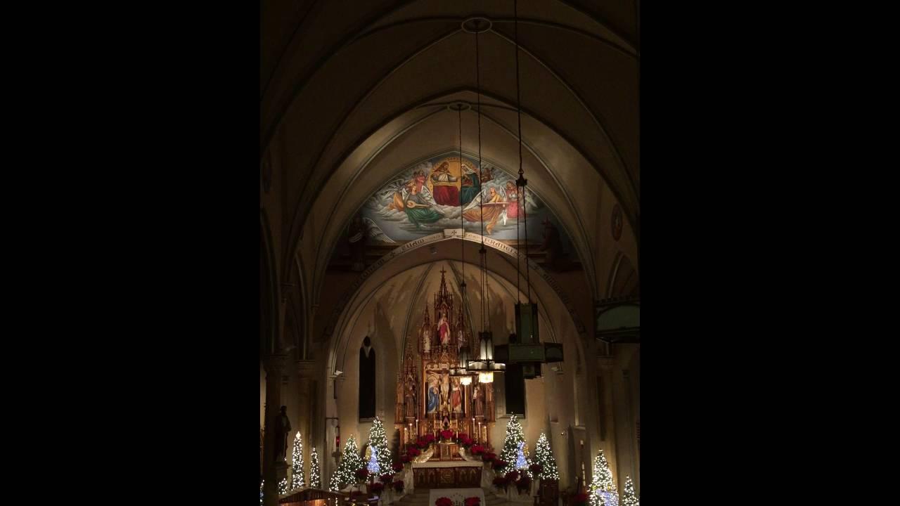 Illinois effingham county teutopolis - St Francis Church Teutopolis Il Christmas Eve 2015