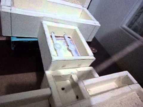 Planta de tratamiento de agua potable maqueta youtube - Tratamiento del agua ...